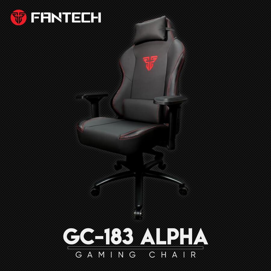 Игровое кресло Fantech Alpha GC 183