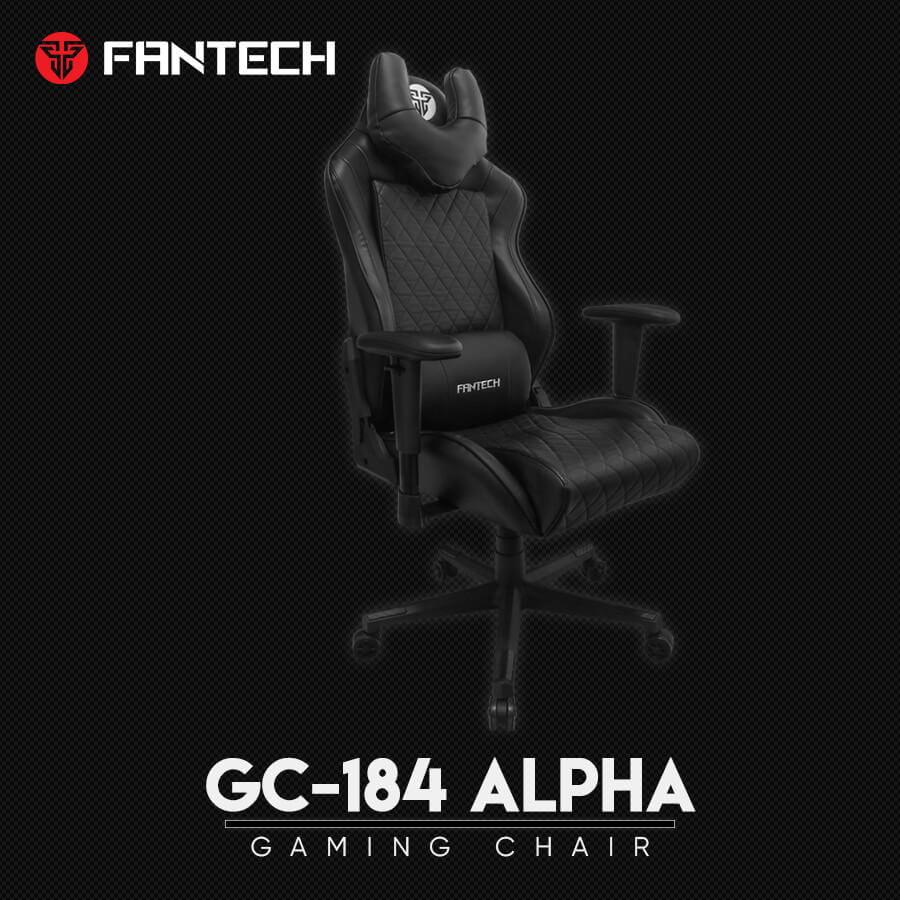 Игровое кресло Fantech Alpha GC 184
