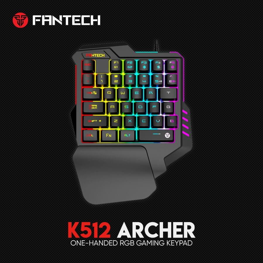 Игровая клавиатура Fantech Archer K512
