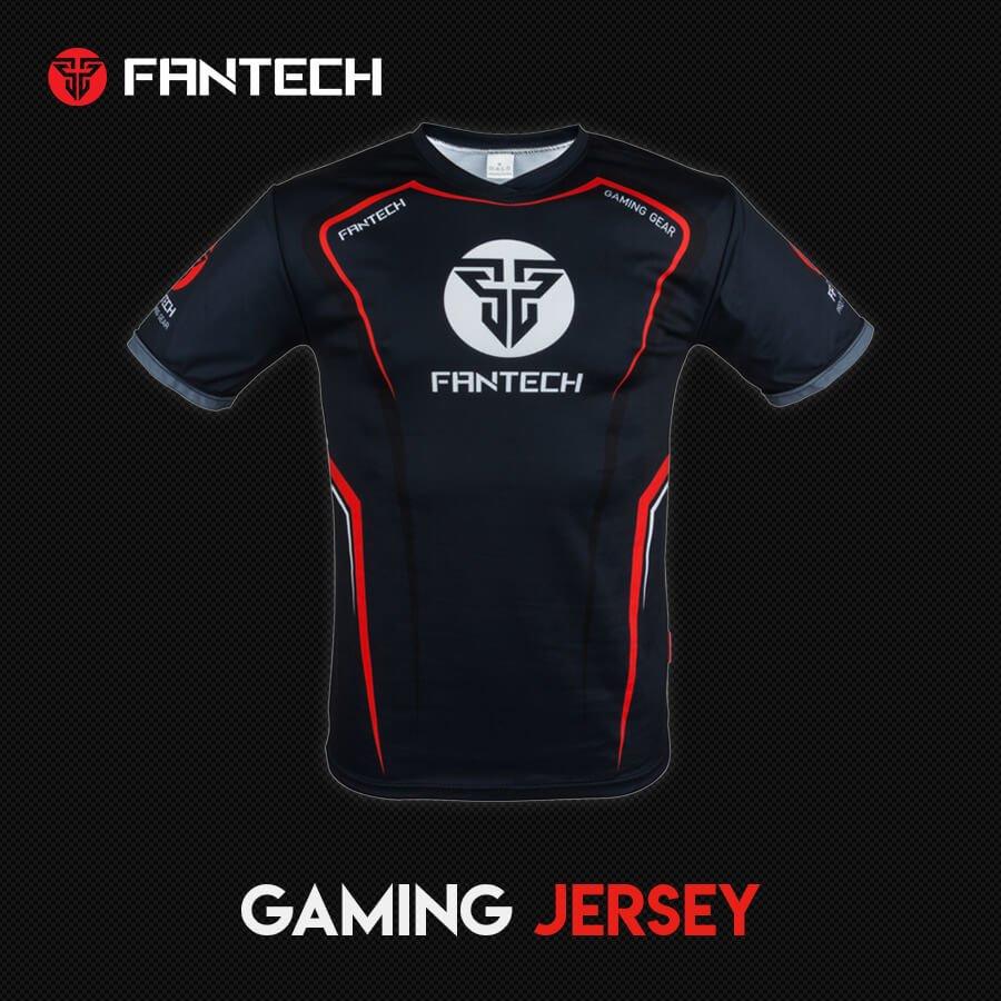 Игровая футболка Fantech