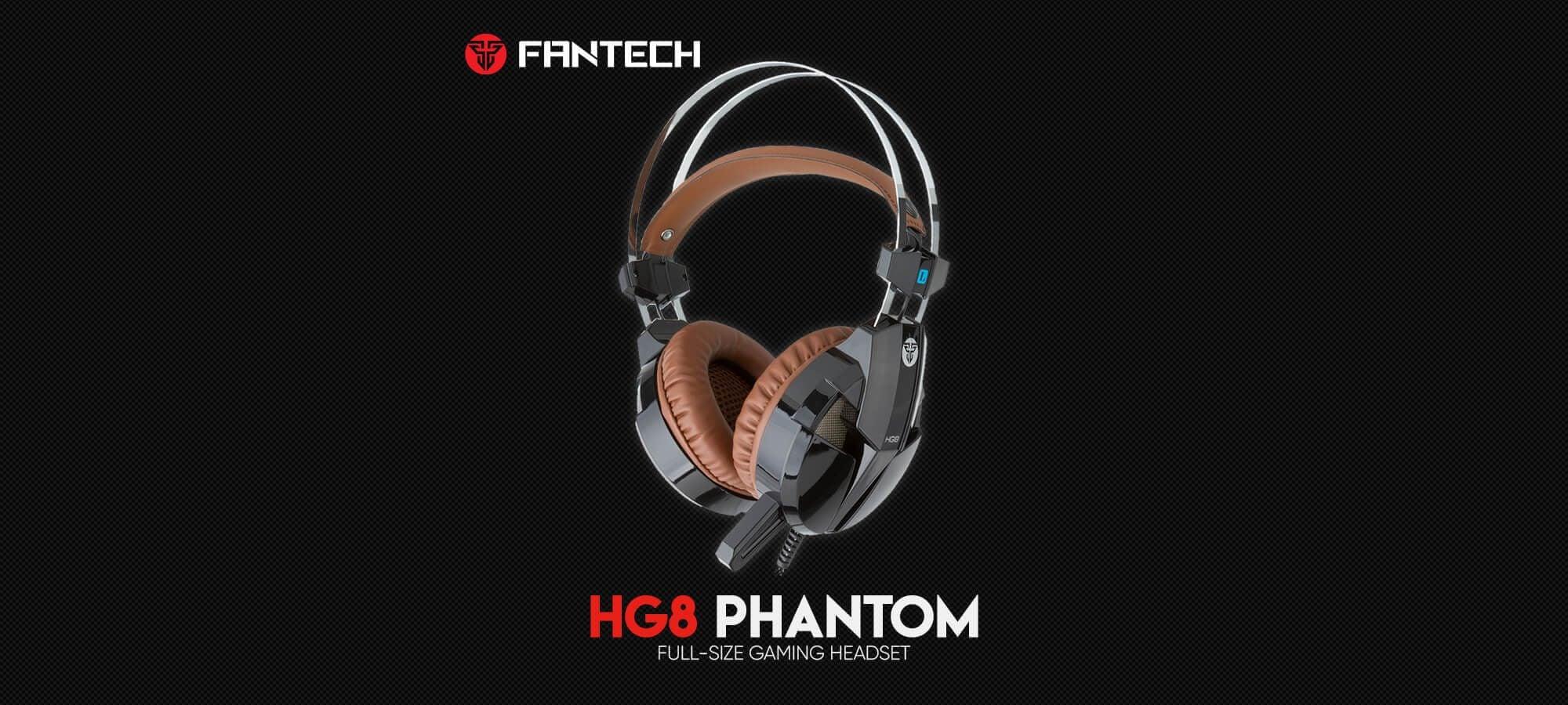 Игровая гарнитура Fantech Phantom HG8