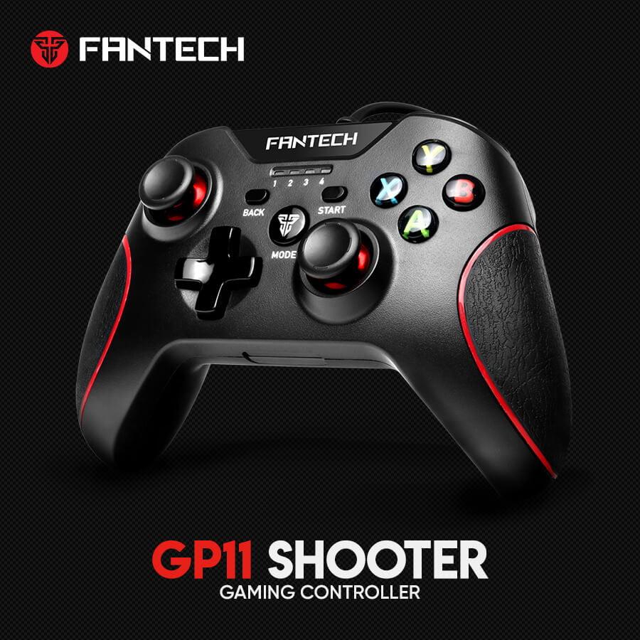 Проводной геймпад Fantech Shooter GP-11
