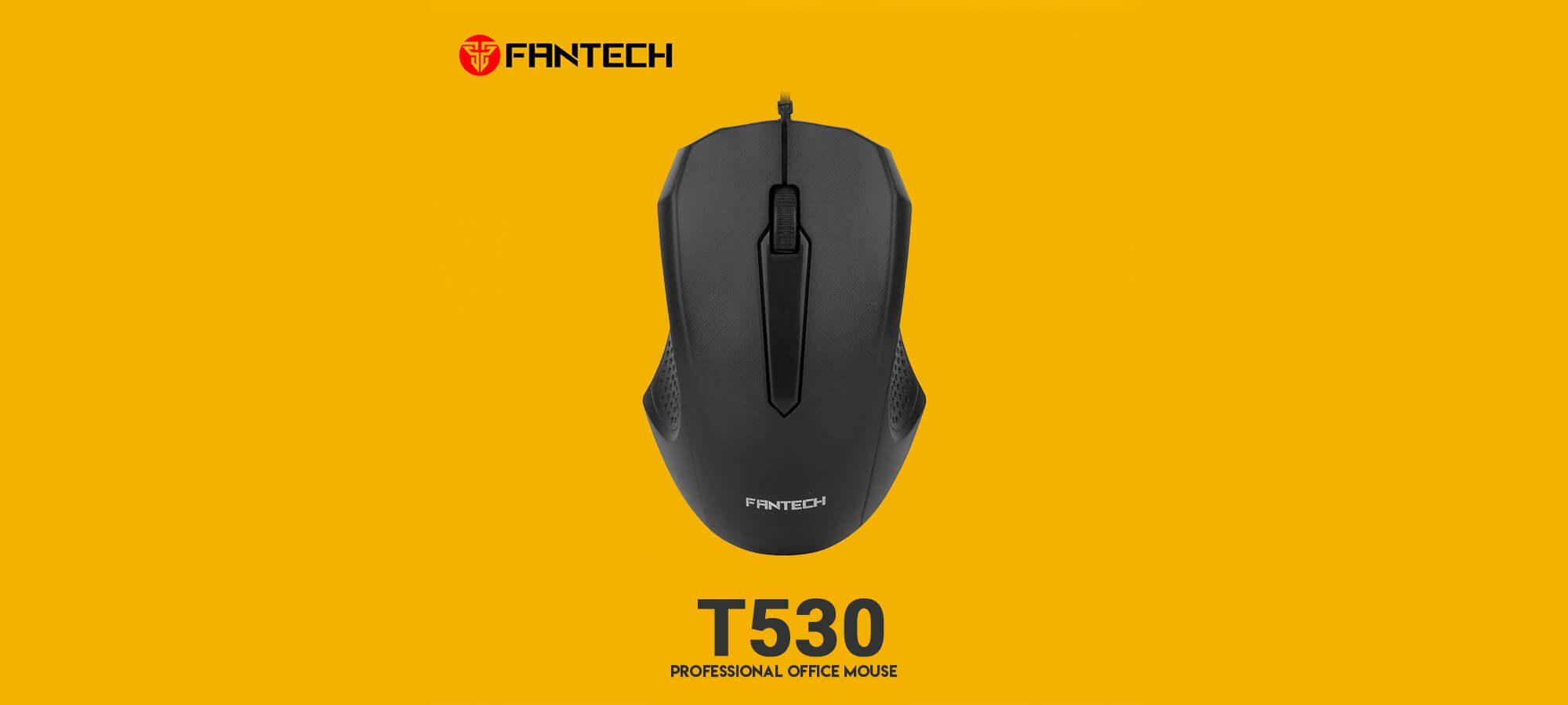 Мышь Fantech T530