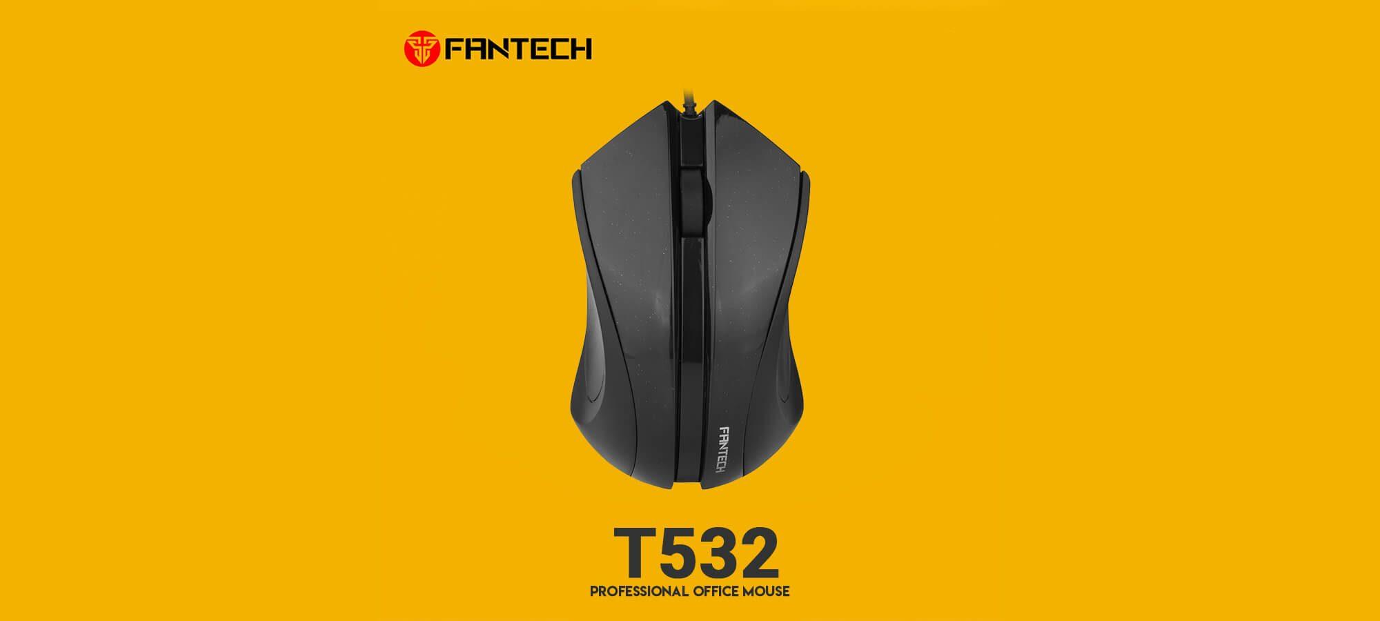 Мышь Fantech T532