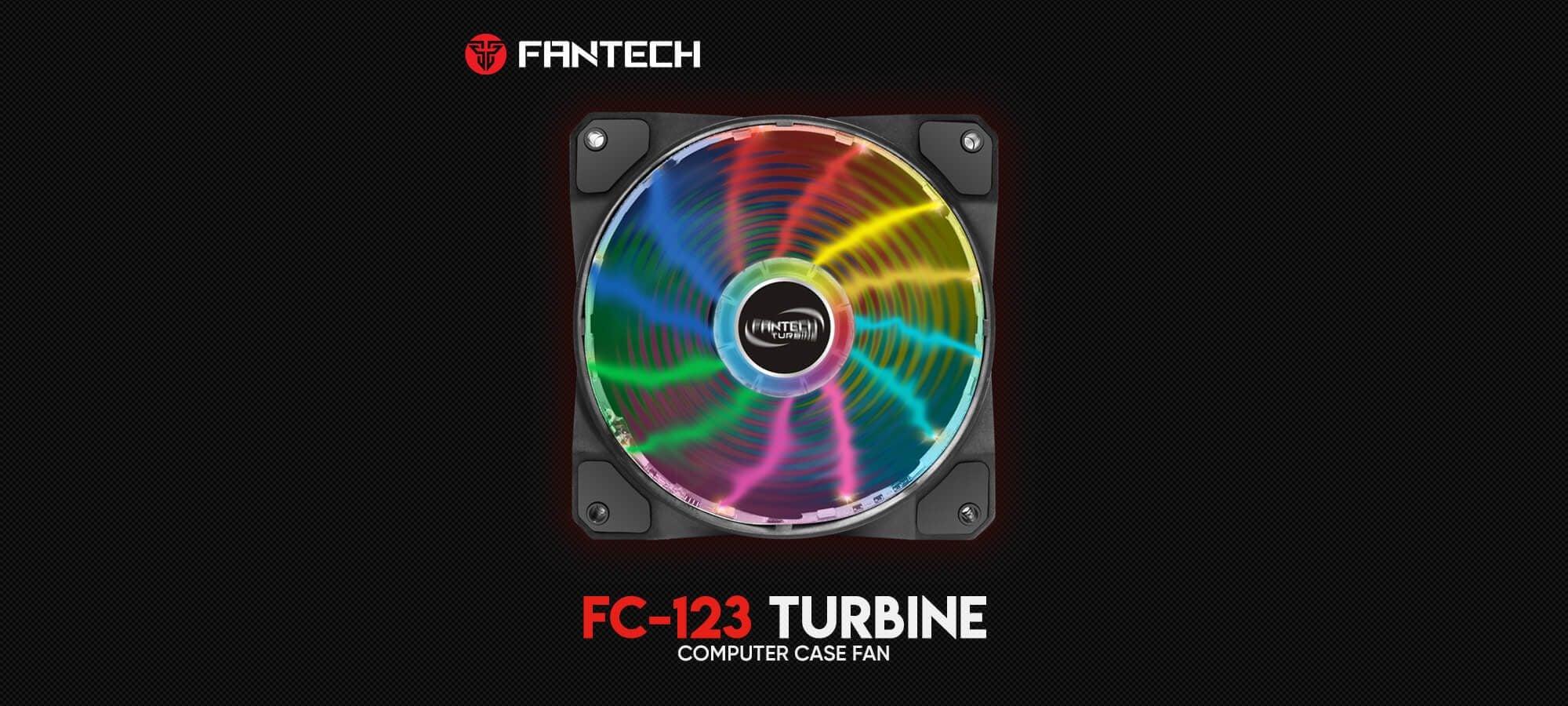 Система охлаждения Fantech Turbine FC-123