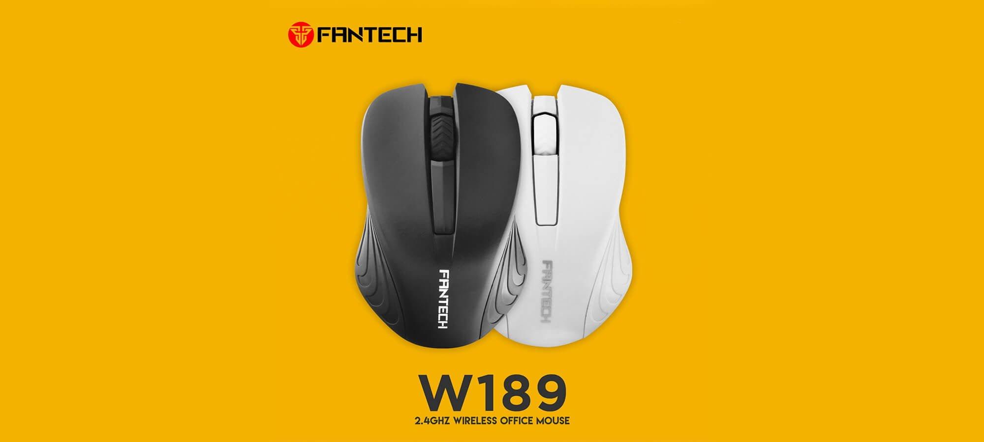 Мышь Fantech W189 Wireless