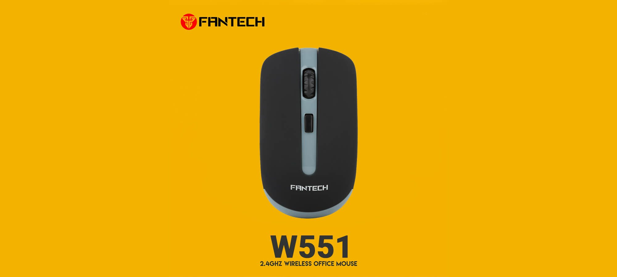 Мышь Fantech W551 Wireless