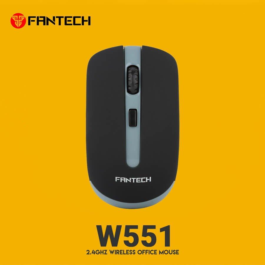 Мышь Fantech W551 Wireless