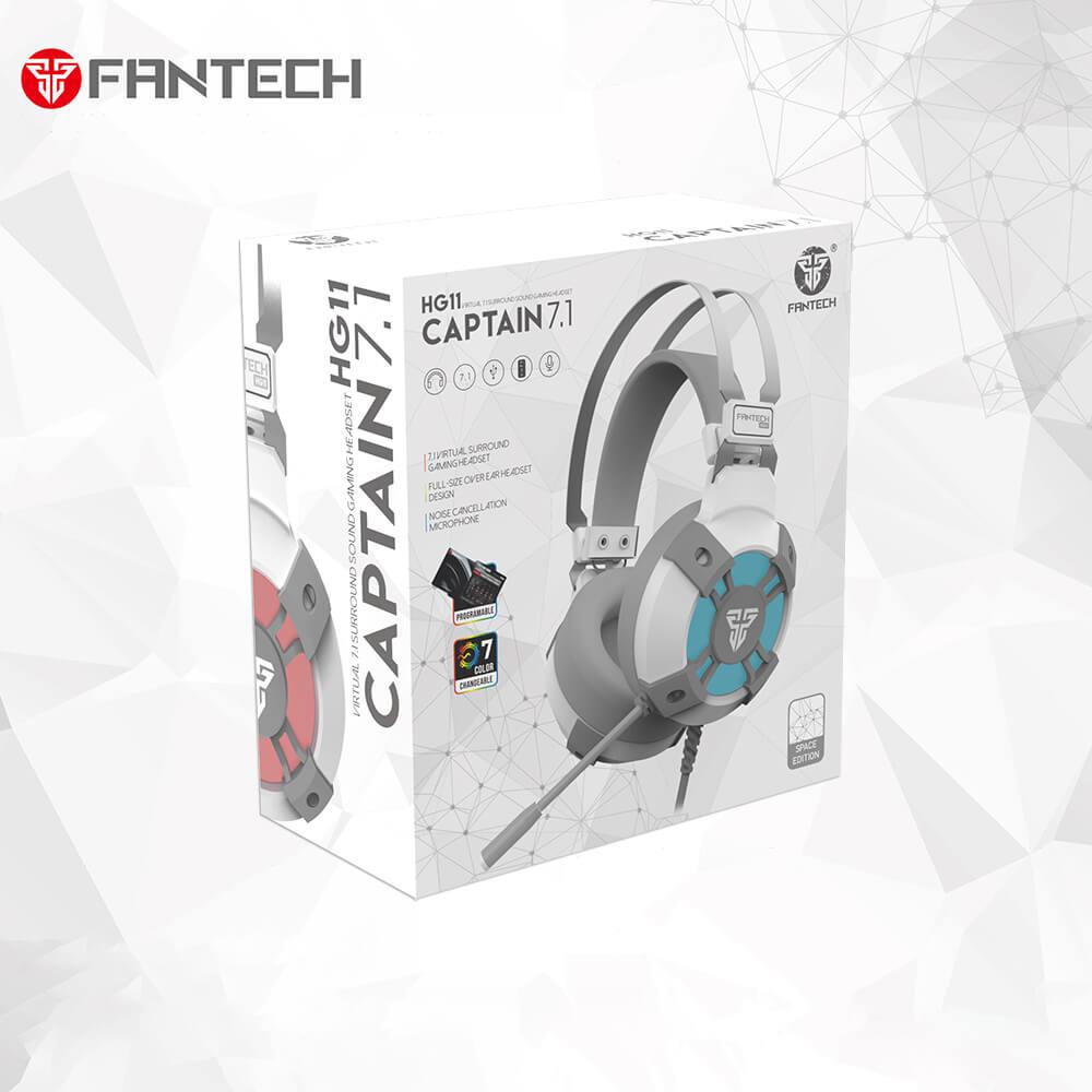 Игровая гарнитура Fantech Captain 7.1 HG11 Space Edition