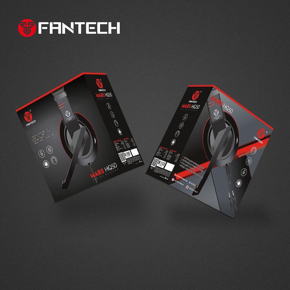 Игровая гарнитура Fantech Mars HQ50