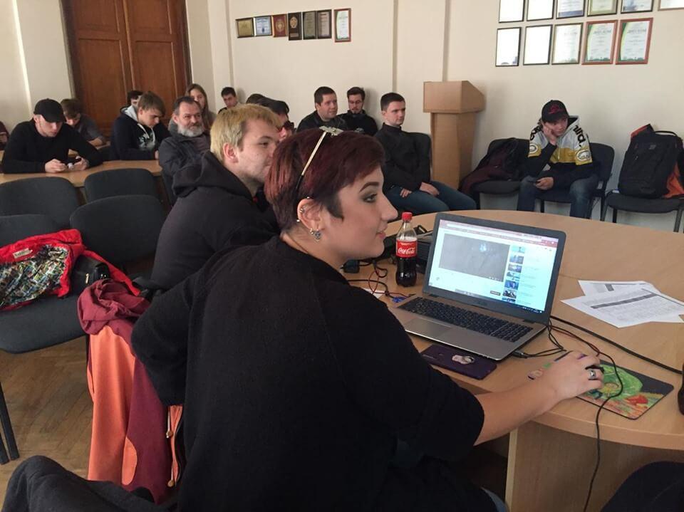 Студенческий турнир по Mobile Legends: Bang Bang при поддержке Fantech Украина