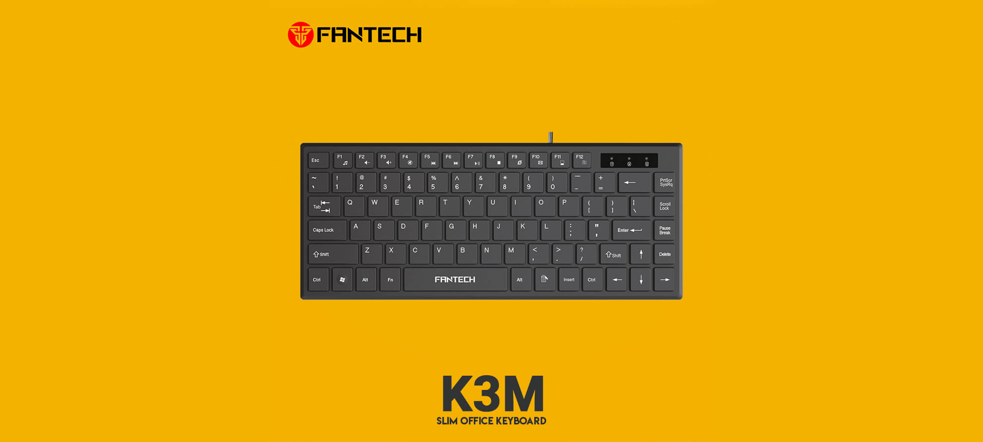 Офисная клавиатура Fantech K3M