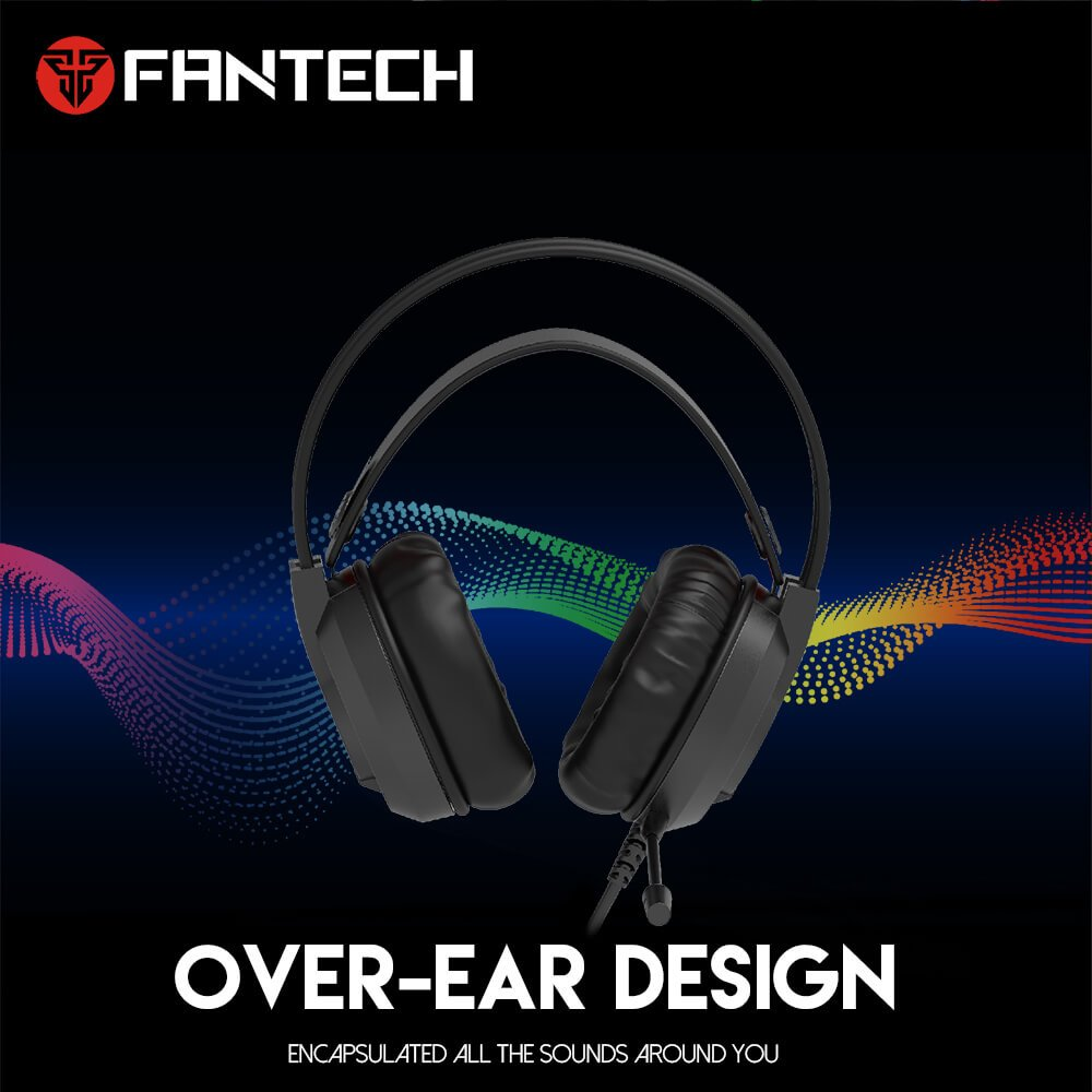 Игровая гарнитура Fantech Chief II HG20