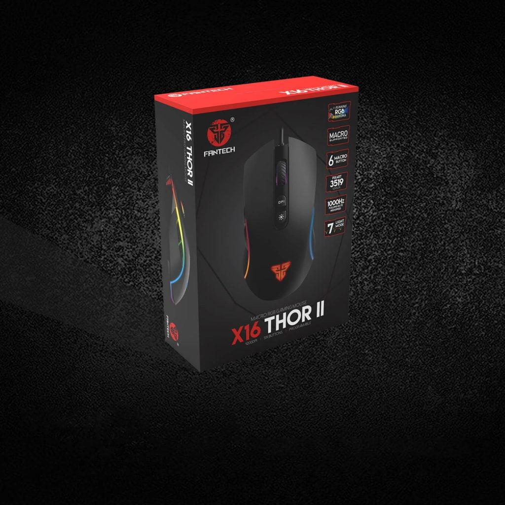 Игровая мышь Fantech Thor II X16