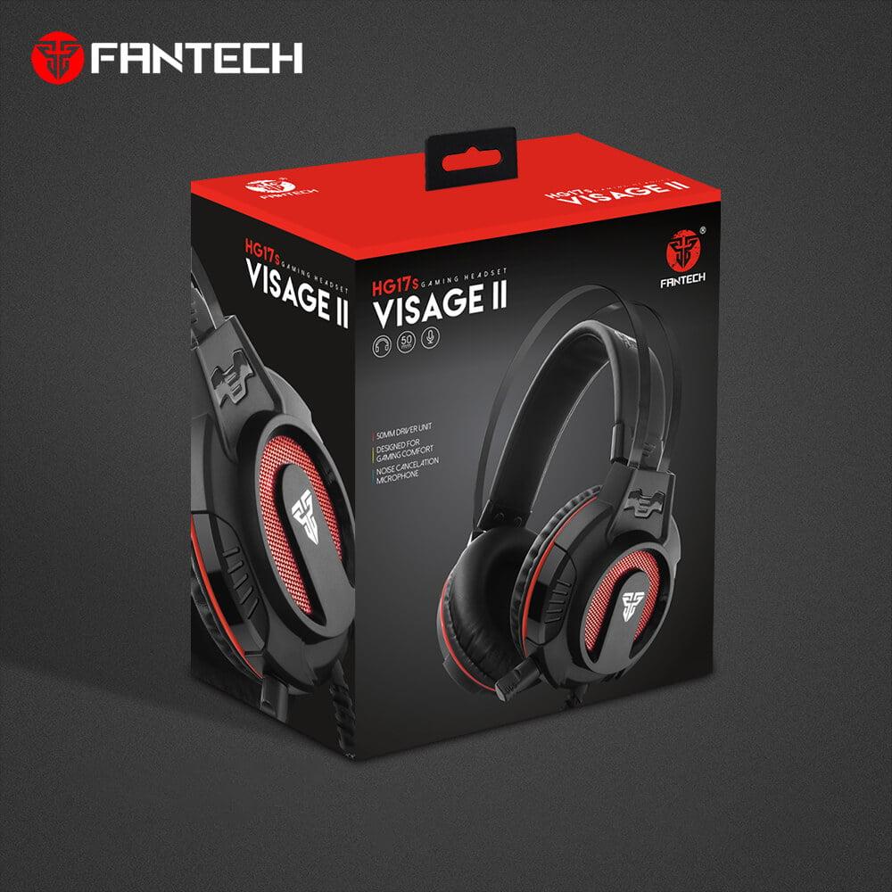 Игровая гарнитура Fantech Visage II HG17s