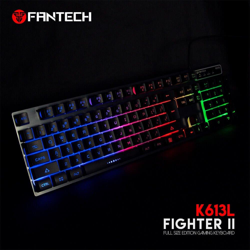 Игровая клавиатура Fantech Fighter II K613L