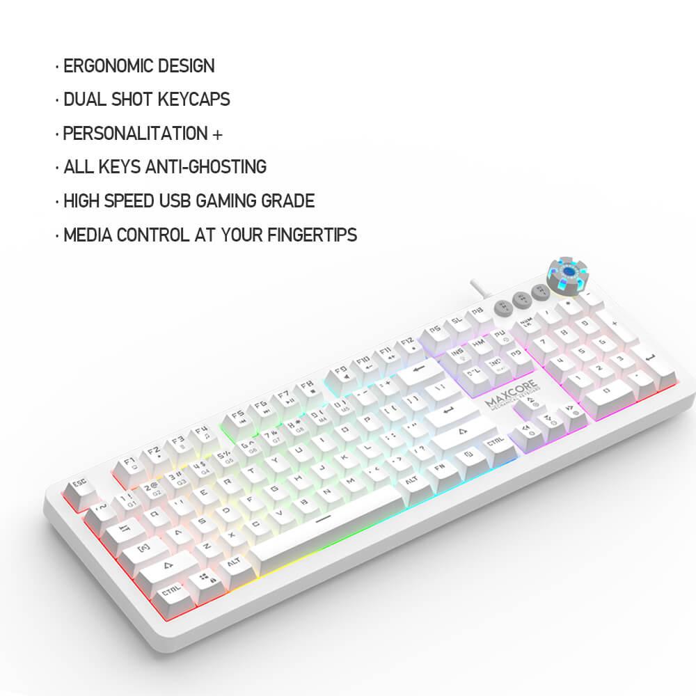 Игровая клавиатура Fantech Max Core MK852