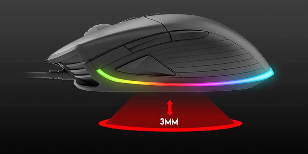 Noob vs Pro #3 — высота отрыва мышки (LOD)