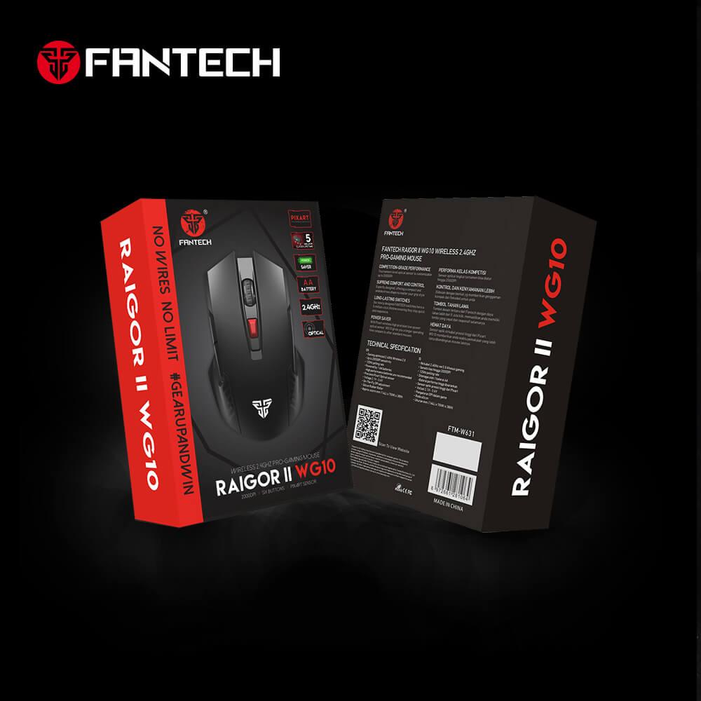 Игровая мышь Fantech Raigor II WG10