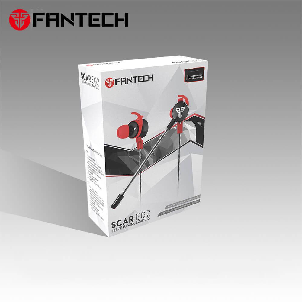 Игровая гарнитура Fantech Scar EG2