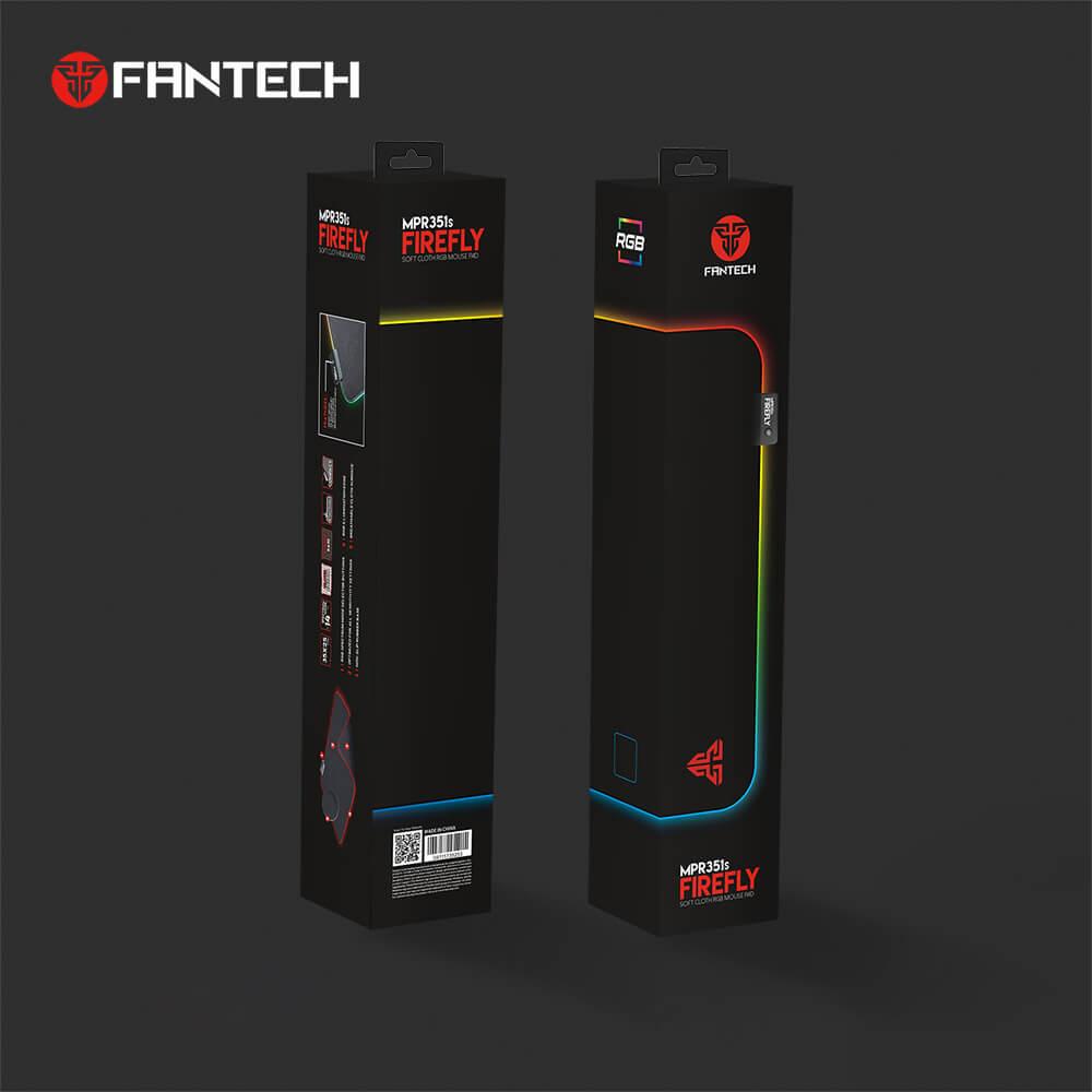 Игровая поверхность Fantech Firefly MPR351s RGB