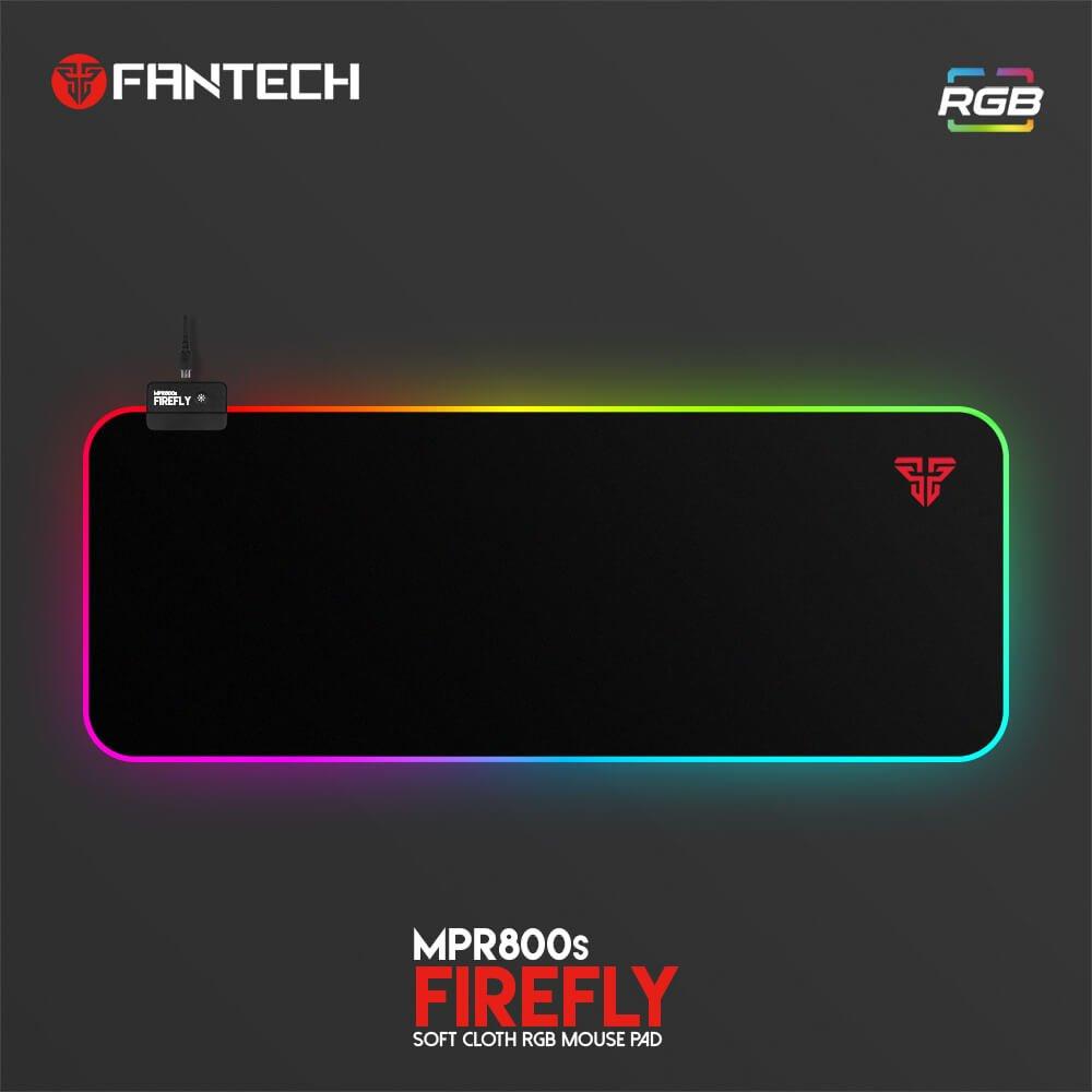 Игровая поверхность Fantech Firefly MPR800s RGB