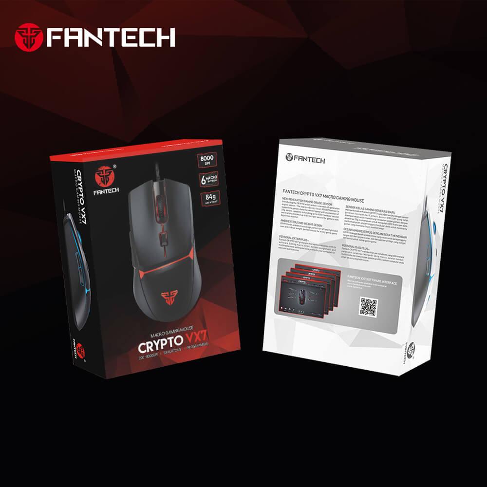 Игровая мышь Fantech Crypto VX7